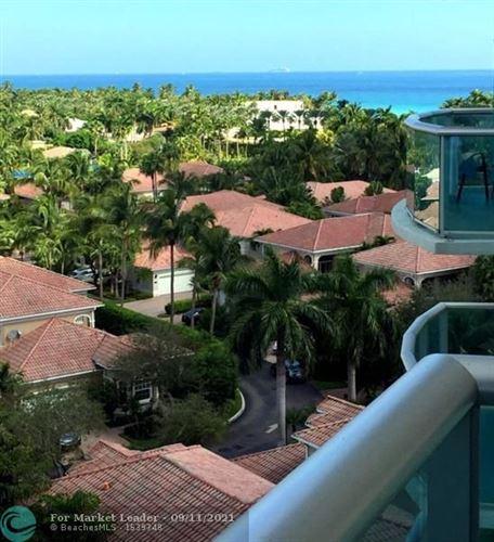 Photo of 19370 COLLINS AV #924, Sunny Isles Beach, FL 33160 (MLS # F10300354)