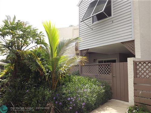 Photo of 4922 S Hemingway Cir #4922 S, Margate, FL 33063 (MLS # F10302354)