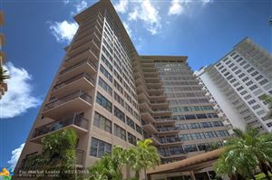 Photo of 3800 Galt Ocean Dr #614, Fort Lauderdale, FL 33308 (MLS # F10121355)