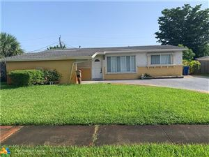 Photo of 6261 NW 16th Ct, Sunrise, FL 33313 (MLS # F10185355)