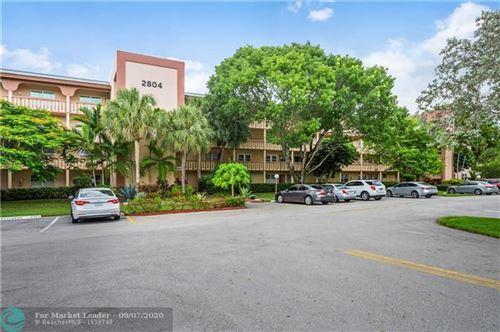 Photo of 2804 Victoria Way #J1, Coconut Creek, FL 33066 (MLS # F10242355)