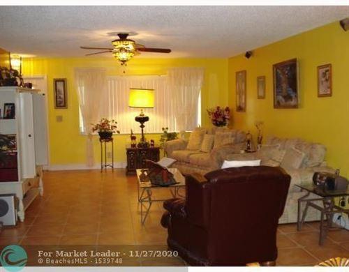Photo of 1145 NW 90th Way, Plantation, FL 33322 (MLS # F10260355)