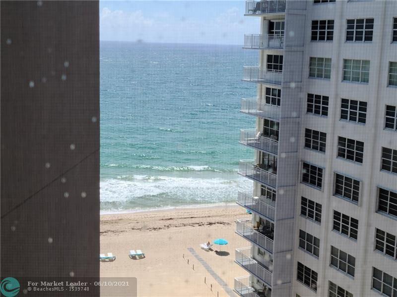 Photo of 3800 Galt Ocean Dr #1111, Fort Lauderdale, FL 33308 (MLS # F10288356)