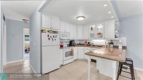 Photo of 5208 NE 24th Ter #F-202, Fort Lauderdale, FL 33308 (MLS # F10284357)