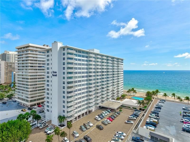 Photo of 4010 Galt Ocean Dr #1615, Fort Lauderdale, FL 33308 (MLS # F10249357)