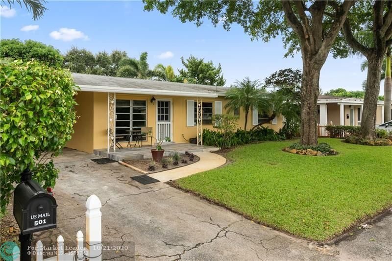501 NW 28th Ct, Wilton Manors, FL 33311 - #: F10254358