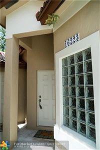 Tiny photo for 16223 Emerald Cove Rd, Weston, FL 33331 (MLS # F10176359)