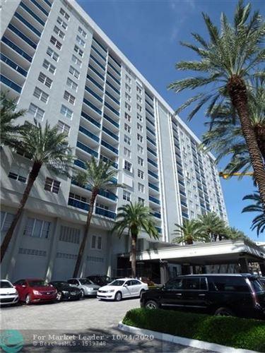 Photo of 6770 Indian Creek Dr #4T, Miami Beach, FL 33141 (MLS # F10255360)