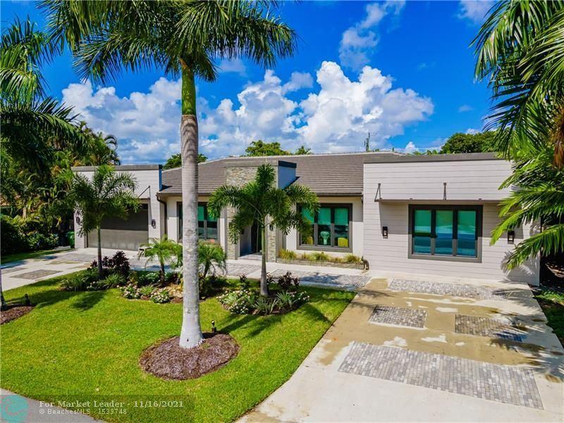 2733 NE 25th Pl, Fort Lauderdale, FL 33305 - #: F10298361