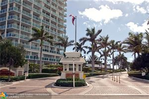 Photo of 2200 S Ocean Ln #303, Fort Lauderdale, FL 33316 (MLS # F10128362)