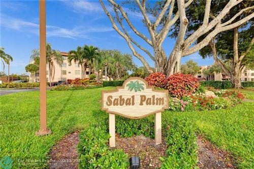 Photo of 1920 Sabal Palm Dr #306, Davie, FL 33324 (MLS # F10284362)