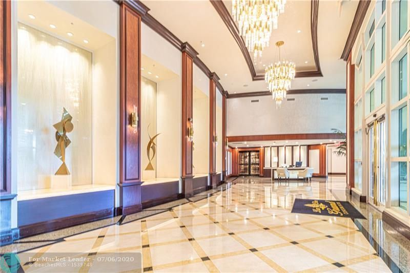 Photo of 411 N New River Dr #2103, Fort Lauderdale, FL 33301 (MLS # F10237362)