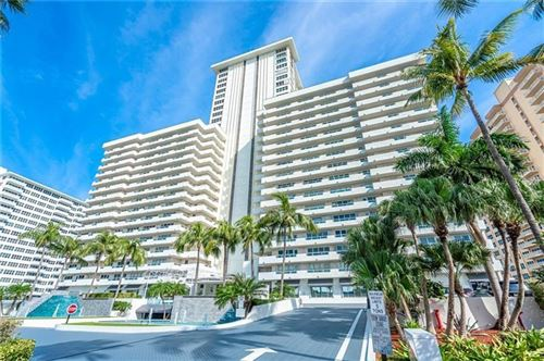 Photo of 3900 Galt Ocean Dr #316, Fort Lauderdale, FL 33308 (MLS # F10279363)