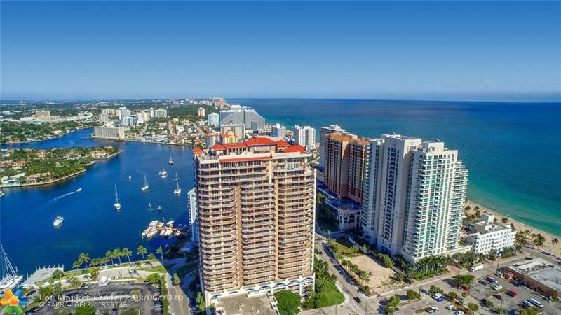 100 S Birch Rd #1004, Fort Lauderdale, FL 33316 - #: F10215363