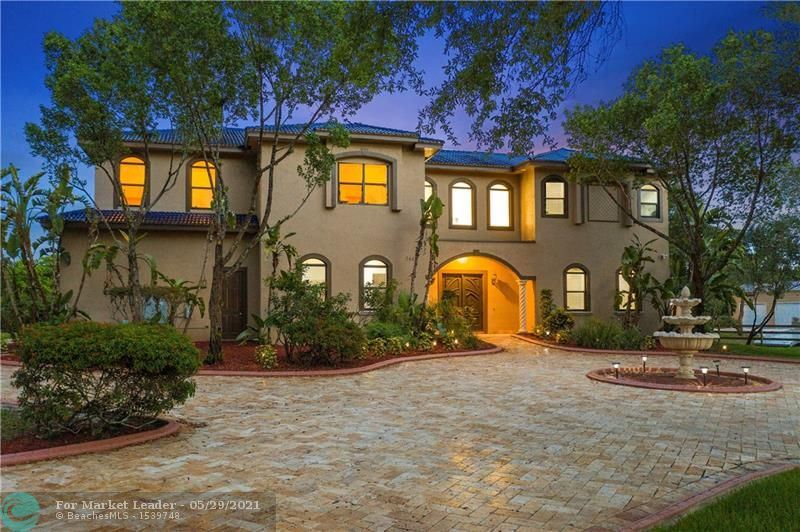 Photo of 5442 NW 80th Ter, Parkland, FL 33067 (MLS # F10283363)