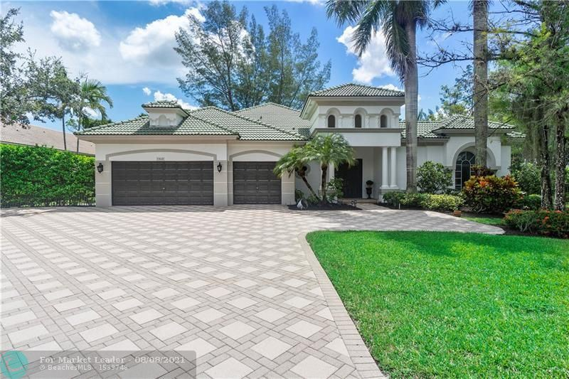 Photo for 5860 NW 91st Ave, Parkland, FL 33067 (MLS # F10294363)