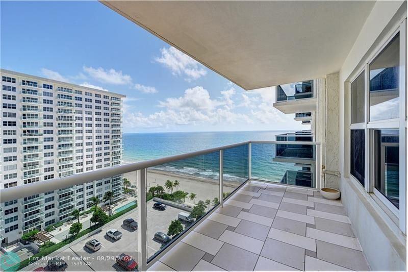 Photo of 3500 Galt Ocean Dr #1214, Fort Lauderdale, FL 33308 (MLS # F10297363)