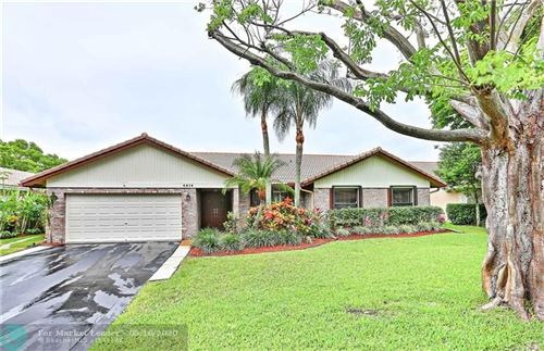 Photo of Listing MLS f10229364 in 6614 NW 48th Mnr Coral Springs FL 33067
