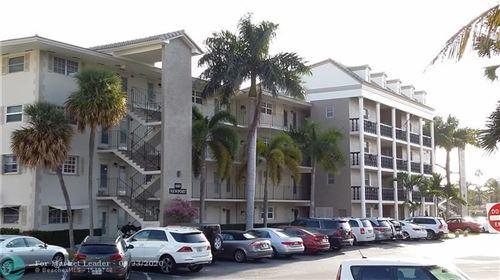Photo of 440 Paradise Isle Blvd #310, Hallandale, FL 33009 (MLS # F10250364)