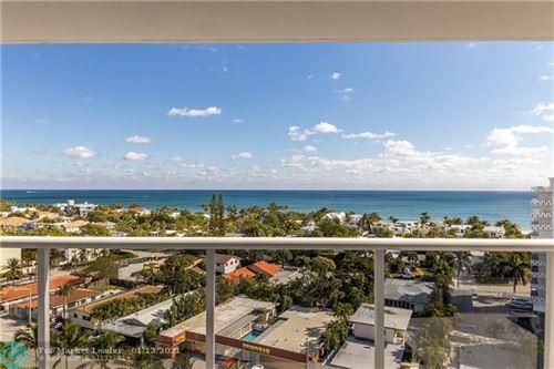 Photo of 2841 N Ocean Blvd #1204, Fort Lauderdale, FL 33308 (MLS # F10266364)