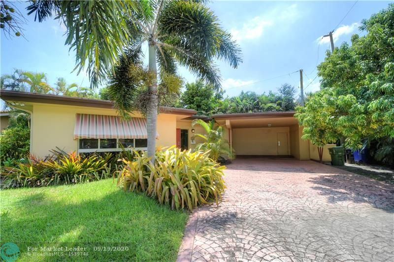 Photo of 288 Allenwood Dr, Lauderdale By The Sea, FL 33308 (MLS # F10249364)