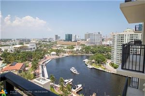 Photo of 600 W Las Olas Blvd #1405S, Fort Lauderdale, FL 33312 (MLS # F10128365)