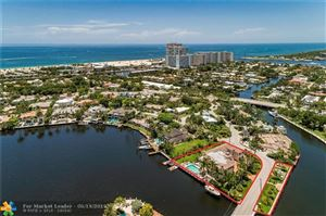 Photo of 1645 E Lake Dr, Fort Lauderdale, FL 33316 (MLS # F10131365)