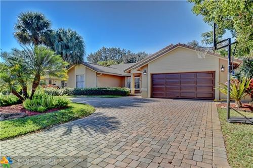 Photo of Listing MLS f10214365 in 8700 NW 49th Dr Coral Springs FL 33067