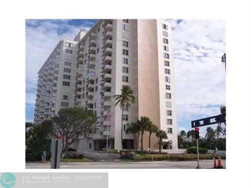 Photo of 2000 S Ocean Blvd #9J, Lauderdale By The Sea, FL 33062 (MLS # F10254365)