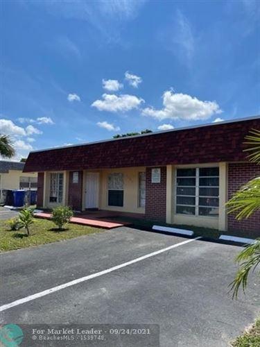 Photo of 7720 SW 10th Ct, North Lauderdale, FL 33068 (MLS # F10301366)