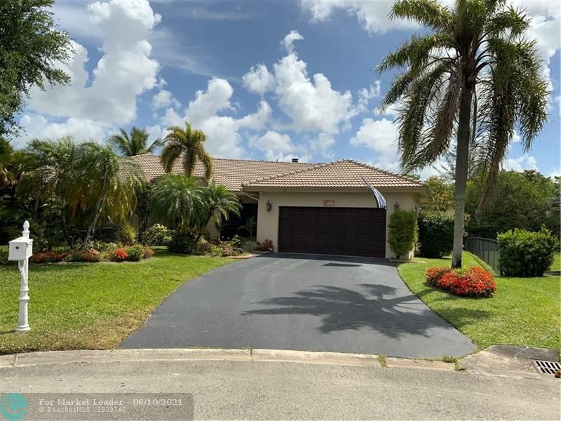 10304 NW 40th Ct, Coral Springs, FL 33065 - #: F10288366
