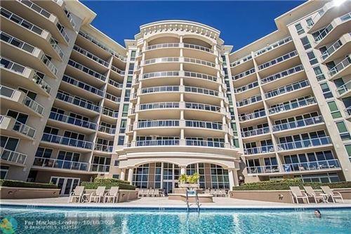 Foto de inmueble con direccion 1063 HILLSBORO MILE #306 Hillsboro Beach FL 33962 con MLS F10215367
