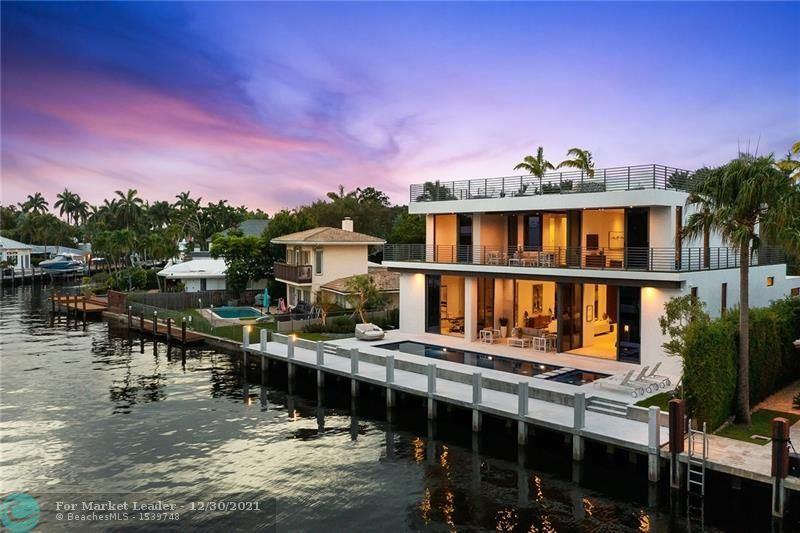 Photo of 2424 Aqua Vista Blvd, Fort Lauderdale, FL 33301 (MLS # F10290367)