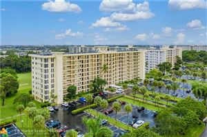 Photo of 3150 N Palm Aire Dr #403, Pompano Beach, FL 33069 (MLS # F10194368)