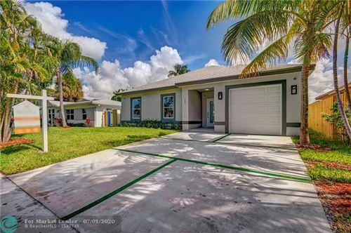 Photo of Listing MLS f10236369 in 121 NW 45th St Oakland Park FL 33309
