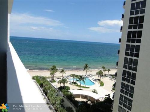 Photo of 4250 Galt Ocean Dr #7D, Fort Lauderdale, FL 33308 (MLS # F10213370)