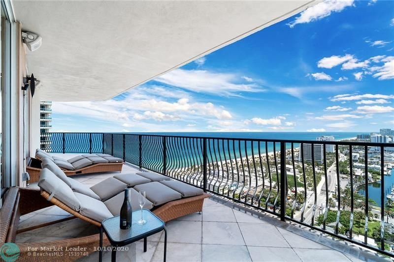 100 S Birch Rd #2401, Fort Lauderdale, FL 33316 - #: F10235371