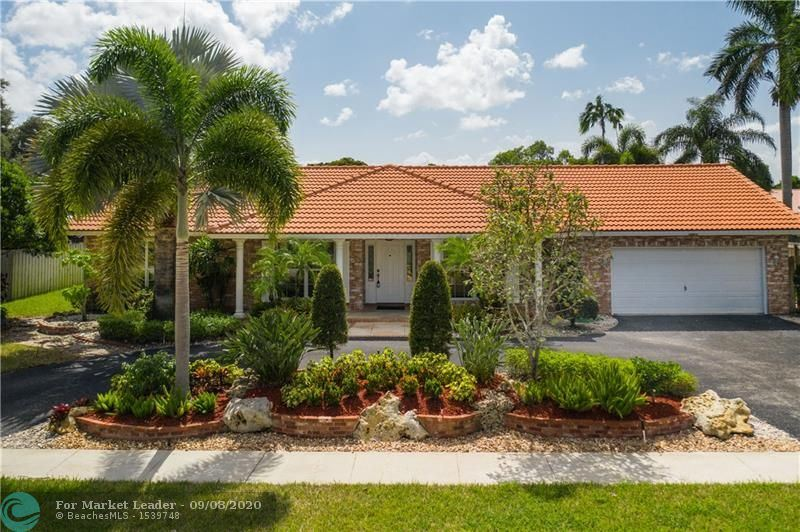 1921 SW 73rd Ave, Plantation, FL 33317 - #: F10243371