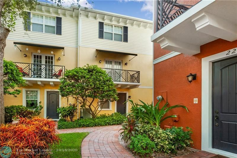 2289 NE 9th Ave #2289, Wilton Manors, FL 33305 - #: F10245371