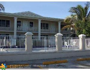 Photo of 4525 NE 21 AVE #5, Fort Lauderdale, FL 33308 (MLS # F10175372)
