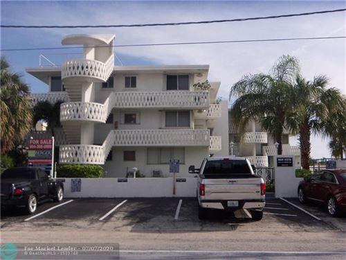 Photo of 3013 Harbor Dr #4B, Fort Lauderdale, FL 33316 (MLS # F10237372)