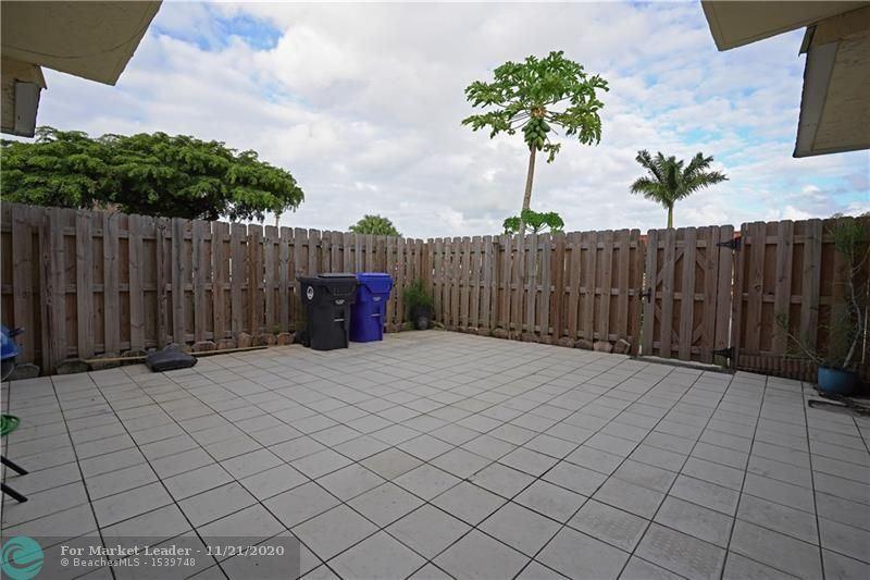 Photo of 8103 SW 24th St #32B, North Lauderdale, FL 33068 (MLS # F10259372)