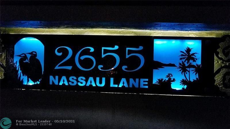 Photo of 2655 Nassau Ln, Fort Lauderdale, FL 33312 (MLS # F10283372)