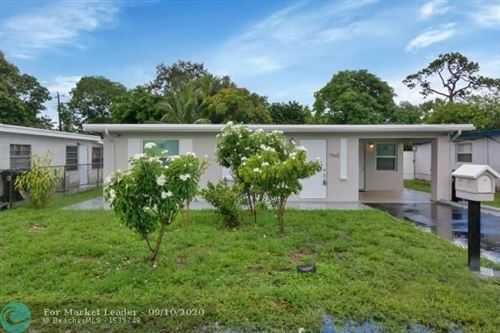 Photo of 1160 SW 24th Ave, Fort Lauderdale, FL 33312 (MLS # F10248373)