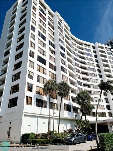 Photo of 3505 S Ocean Dr #812, Hollywood, FL 33019 (MLS # F10250373)