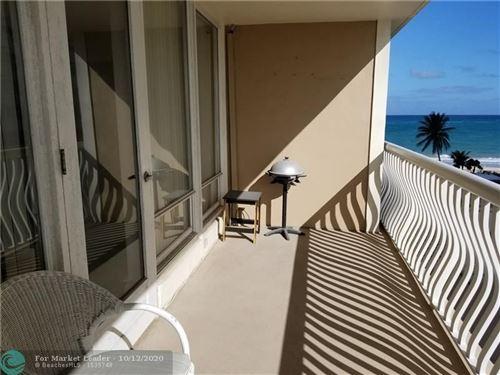 Photo of 4020 Galt Ocean Dr #304, Fort Lauderdale, FL 33308 (MLS # F10208374)
