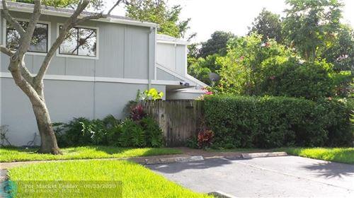 Photo of 13262 NW 5th St #13262, Plantation, FL 33325 (MLS # F10250374)
