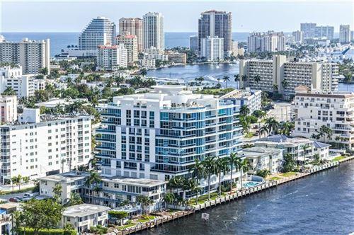 Photo of 715 Bayshore Dr #405, Fort Lauderdale, FL 33304 (MLS # F10279374)