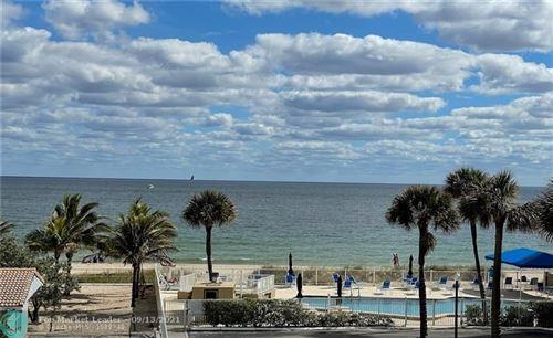 Photo of 4050 N Ocean Drive #307, Lauderdale By The Sea, FL 33308 (MLS # F10293374)