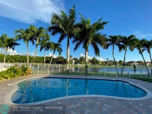 Photo of 1124 Cedar Falls Dr, Weston, FL 33327 (MLS # F10251375)